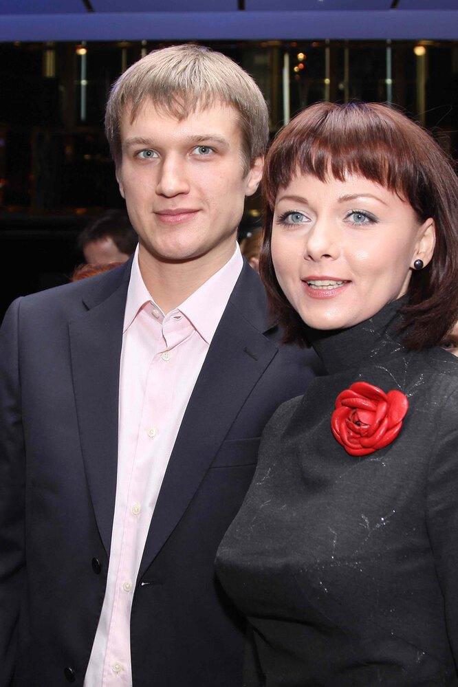 Анатолий Руденко и Дарья Повереннова