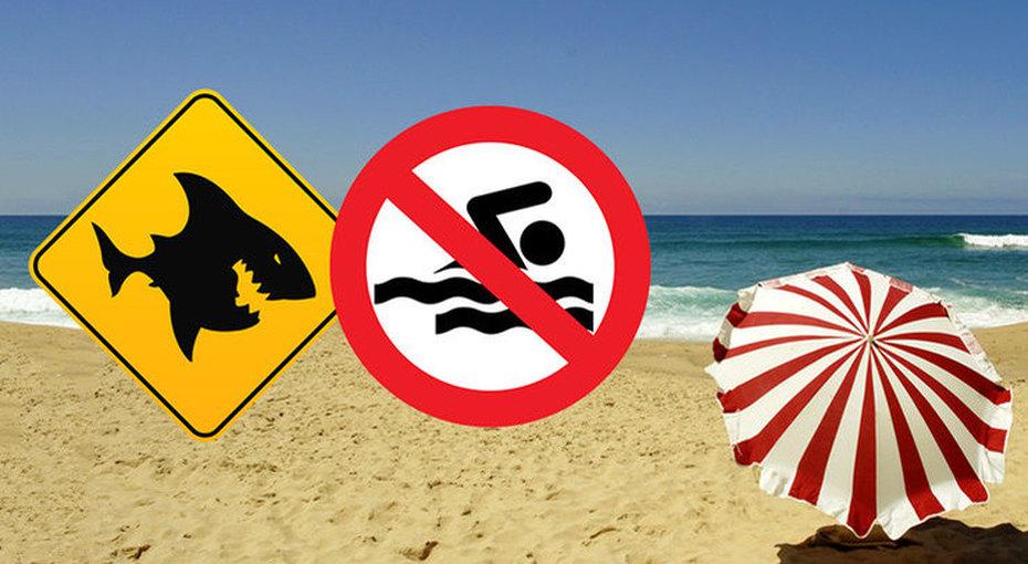 Плавать запрещено: 6 признаков того, что купаться вводоеме опасно