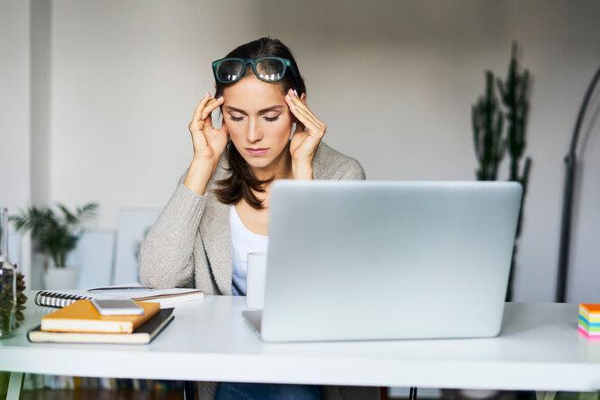 7 проблем со здоровьем, вкоторых виноват стресс