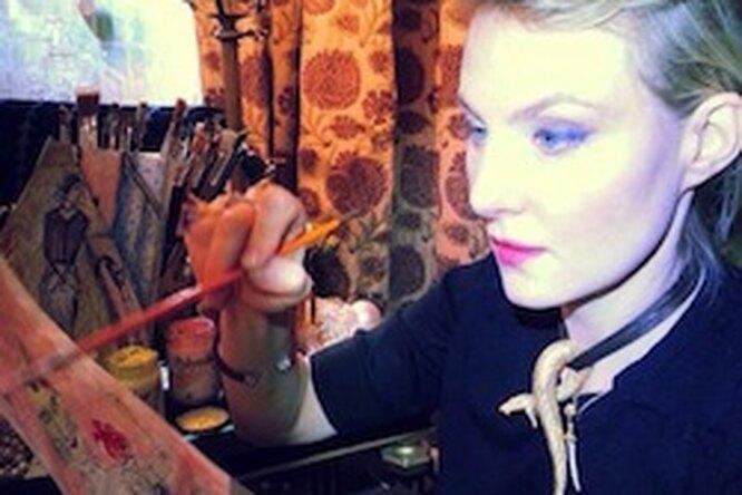 Рената Литвинова создала модную коллекцию «Для Неравнодушных»