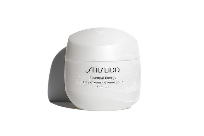 Дневной энергетический крем Essential Energy SPF 20 от Shiseido