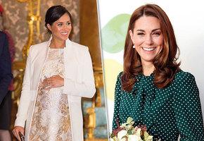 Королевы моды: секреты стиля Кейт Миддлтон и Меган Маркл