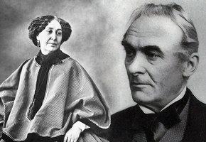 Если бы он меня понял, то спас бы: Жорж Санд и Проспер Мериме