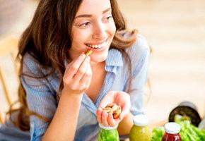 Чем перекусить, если у вас диабет? Путеводитель по снэкам