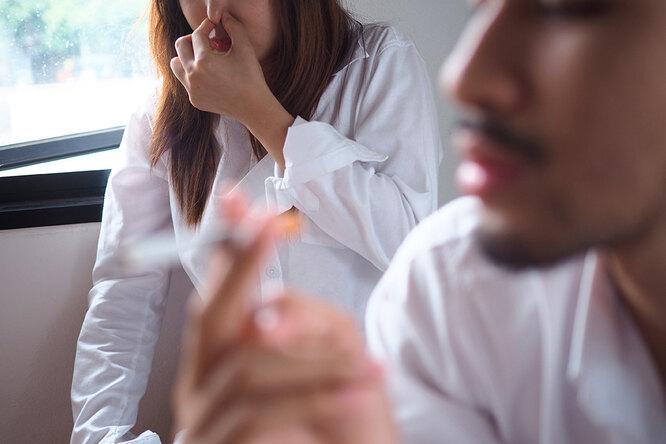 Пассивное курение: как недать чужим вредным привычкам нам навредить