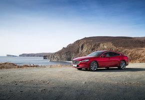 Новая Mazda6: Полнота ощущений