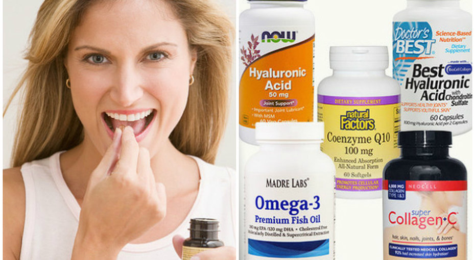 Не колем, а едим: коллаген, гиалуроновая кислота идругие «таблетки красоты»