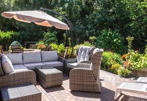 9 удобных и красивых предметов мебели для дачи и отдыха на природе