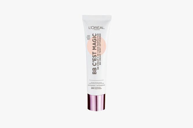 BB-крем 5 в 1 для лица «BB C'EST MAGIC. Совершенство кожи», L'Oréal Paris
