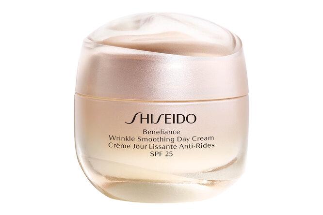 Дневной крем, разглаживающий морщины, Benefiance SPF 25, Shiseido
