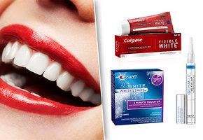 Отбелить зубы дома: 5 проверенных способов