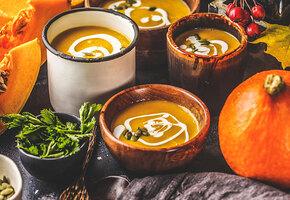 Рецепты необычайно вкусных супов-пюре из спаржи, грибов и тыквы
