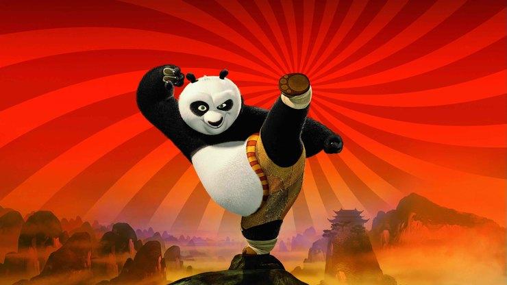 Кунг-фу панда (Kung Fu Panda)