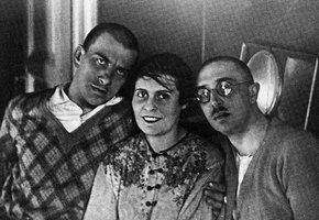 Много не мало: русские писатели, которые жили втроем