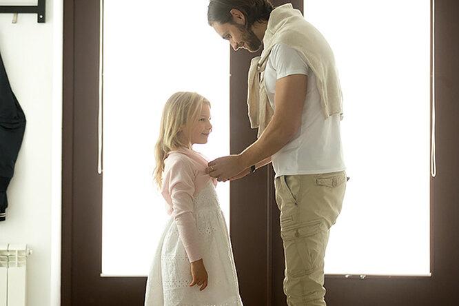 Уходи! Как помочь ребенку принять нового папу