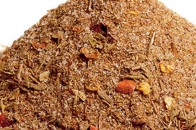 Ароматная ямайская приправа к мясу
