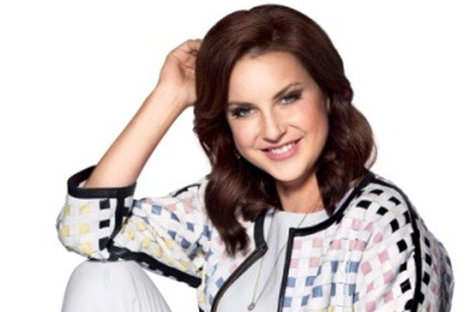 Ирина Слуцкая: «Я очень счастливая мама!»