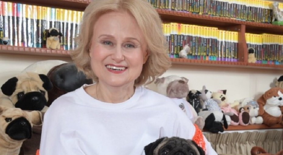 «Глаза пора подтянуть»: 67-летняя Дарья Донцова рассказала, почему она неделает пластику
