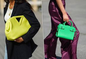 20 фотографий, доказывающих, что сумка - самое главное в образе