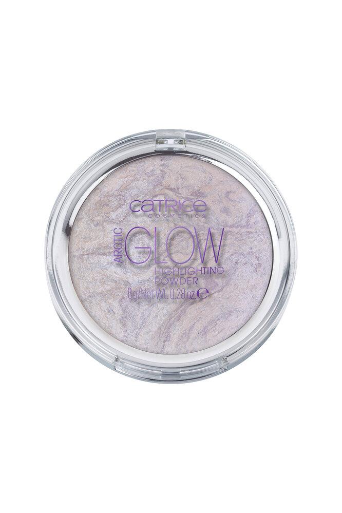 Хайлайтер Arctic Glow Highlighting Powder, Catrice