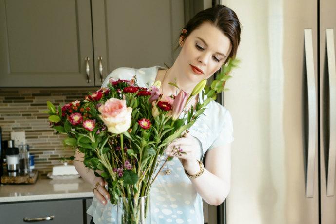 Как сделать так чтобы цветы простояли дольше