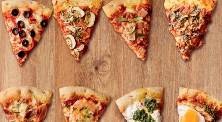 Пицца: 8 вариантов начинки