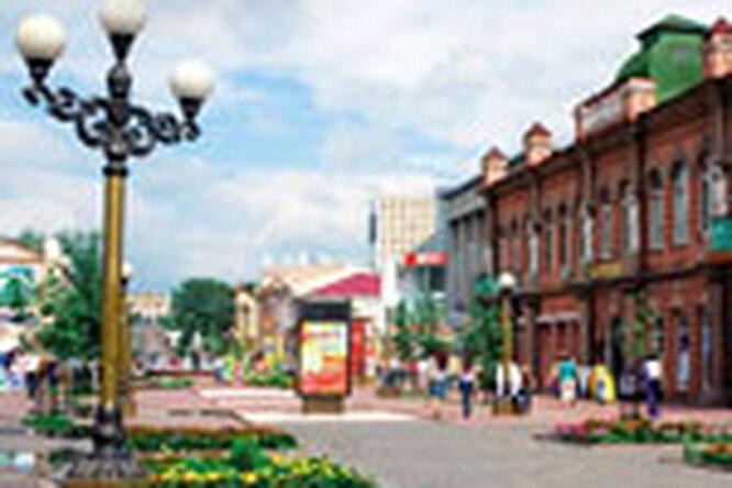 Маршрут: Улан-Удэ