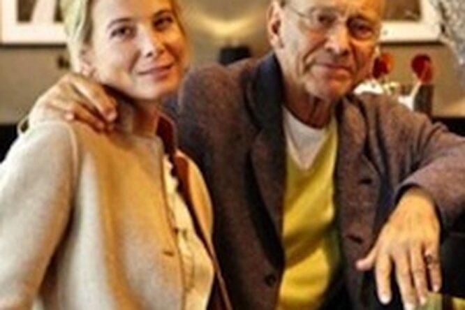 Дочь Юлии Высоцкой иАндрея Кончаловского выходит изтяжелейшей травмы