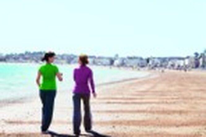 С какой скоростью вы гуляете?
