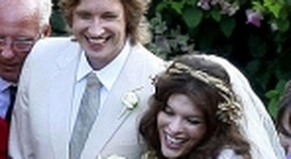 Милла вышла замуж