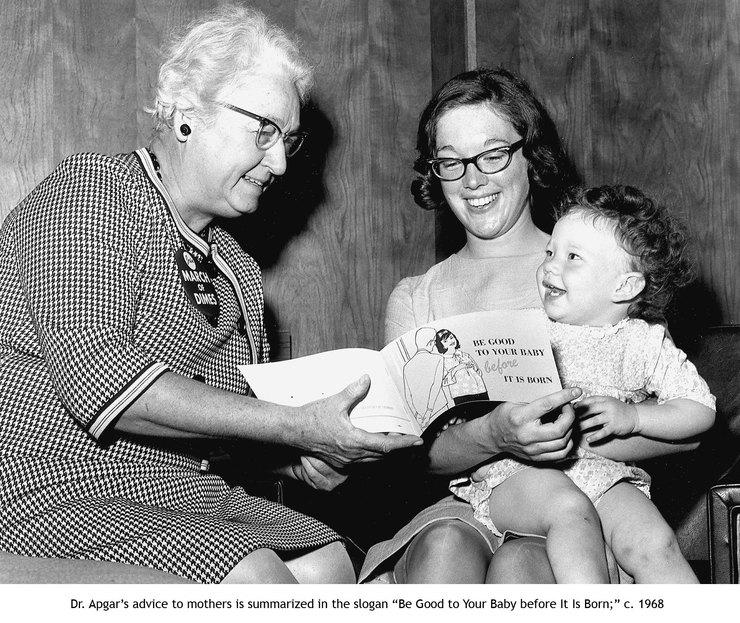 Вирджиния Апгар: гений, спасший множество детских жизней, и её идеальное преступление