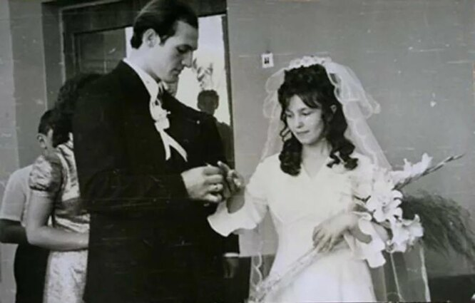 Свадьба Александра и Галины Лукашенко