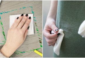11 способов использовать влажные салфетки, о которых вы не знали