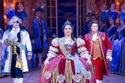 Опера «Царица» в«Геликоне»