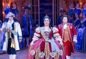 Опера «Царица» в «Геликоне»