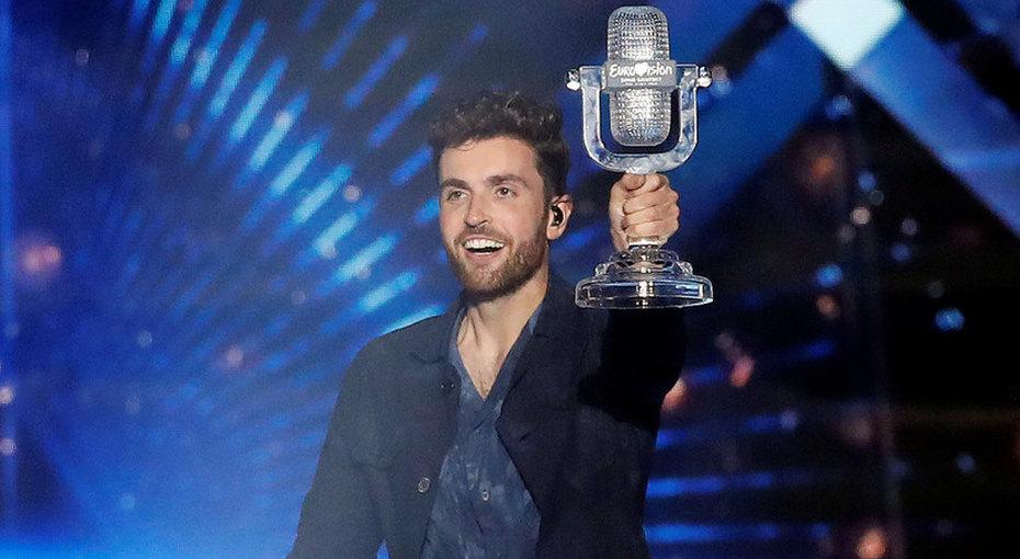 Певца изНидерландов нелишат звания победителя «Евровидения», несмотря нанарушение правил
