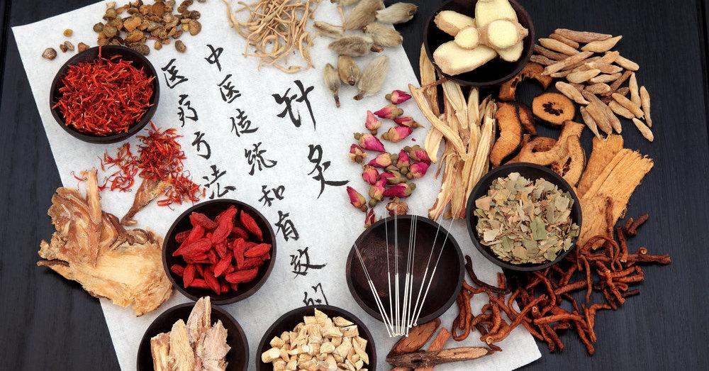 Фундаментальные основы традиционной китайской медицины