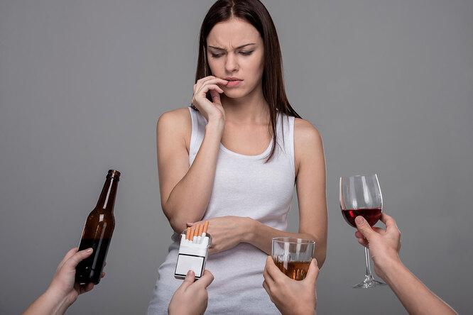 Пора бросать: 5 уловок, которые помогут расстаться свредными привычками