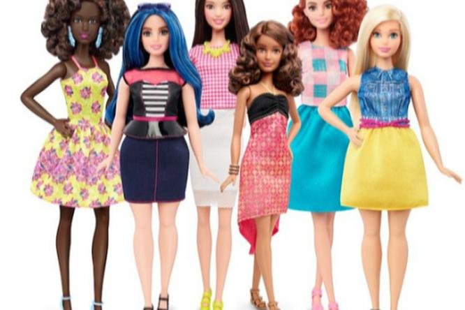 Кукле Барби, наконец, сделали нормальное человеческое тело