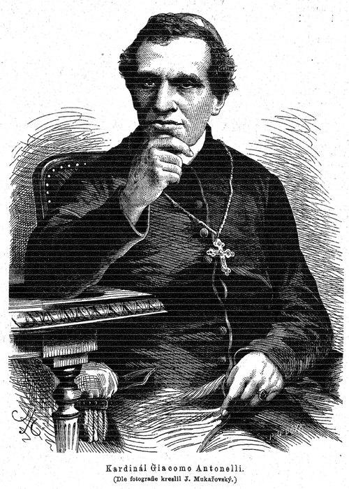 Джакомо Антонелли