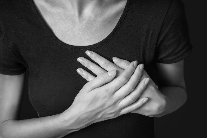 Учащённое сердцебиение, паническая атака симптомы