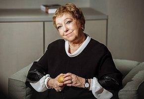 Звезда фильма «Небеса обетованные» Ольга Волкова продлила мужу жизнь на25 лет