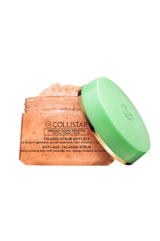 Талассо-скраб для тела против старения кожи, Collistar