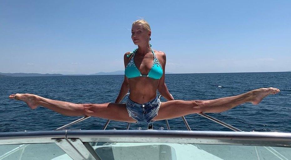 «Я подскажу тебе прошпагат все!» Анастасия Волочкова откликнулась нановое видео Ольги Бузовой