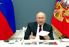 Владимир Путин объяснил, почему привился от коронавируса вакциной «Спутник V»