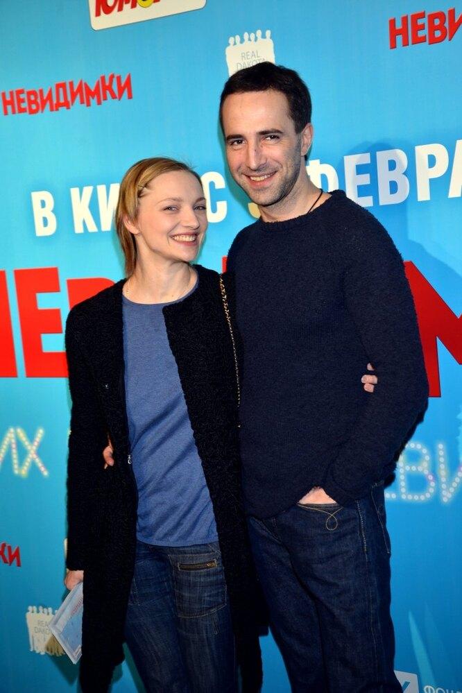 Екатерина Вилкова, Илья Любимов