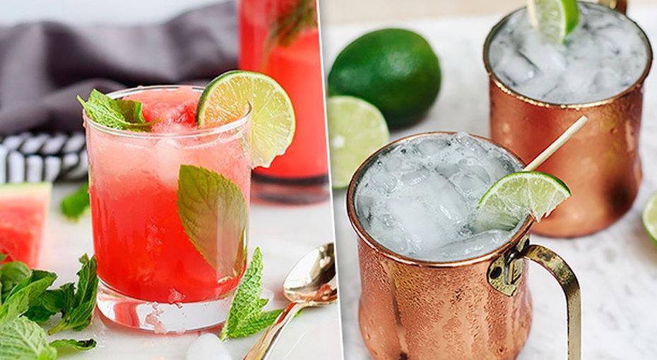 5 освежающих безалкогольных напитков, которые стоит попробовать этим летом