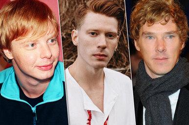 10 самых известных рыжеволосых звезд-мужчин. Это их натуральный цвет волос!