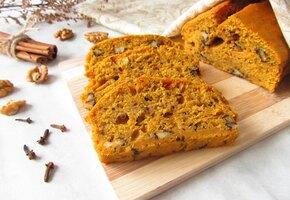 Рецепты звезд: тыквенный хлеб готовит Ирина Дубцова