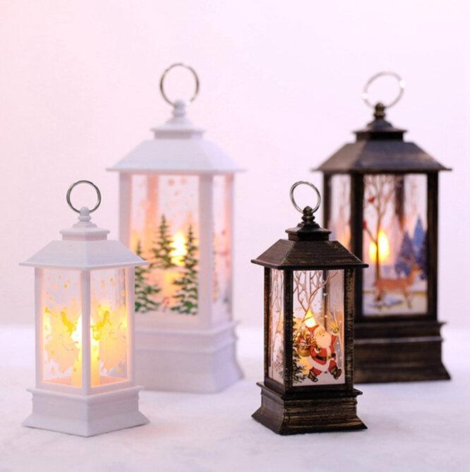 Goo Party Store, Рождественский фонарик, 370 руб